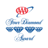 AAA 4 Diamond Award Icon